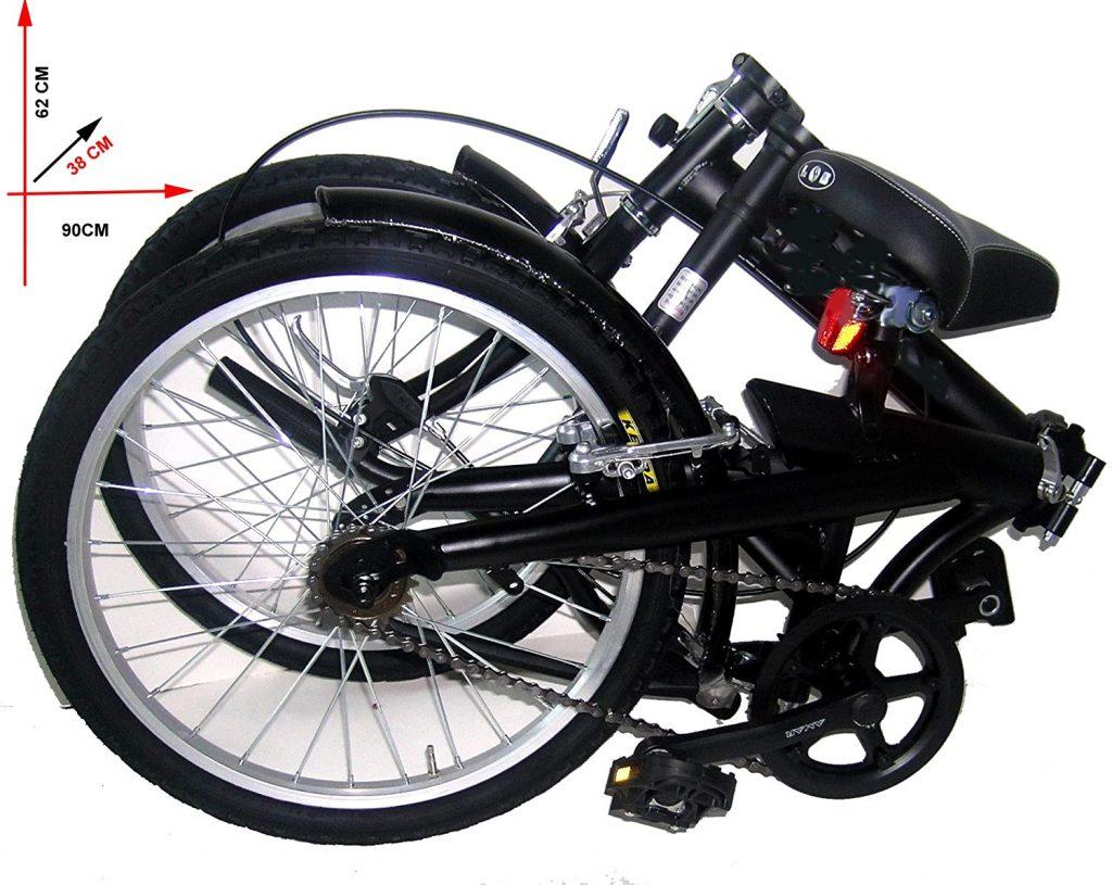 Bici Folding 20 SP1X20000