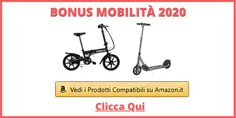 bonus mobilità 2020