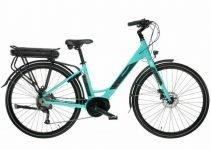 bicicletta con pedalata assistita
